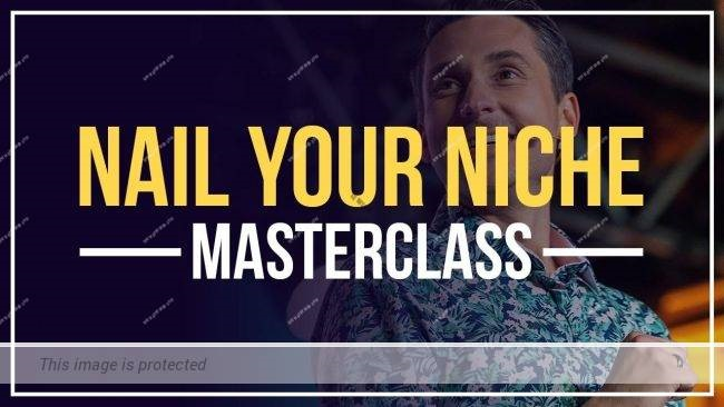 james-wedmore-nail-your-niche-masterclass