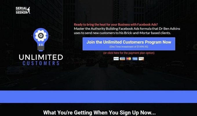 unlimited-customers-collection|ben-adkins-unlimited-customers-collection