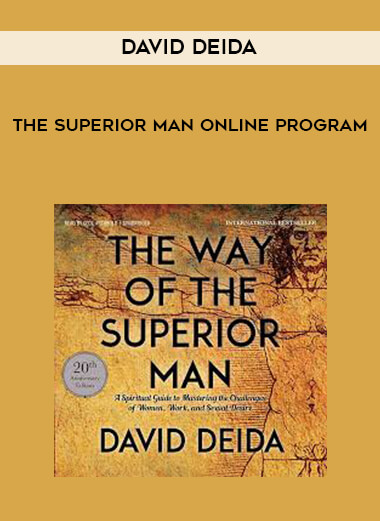 The-Way-of-the-Superior-Man-Online-Training